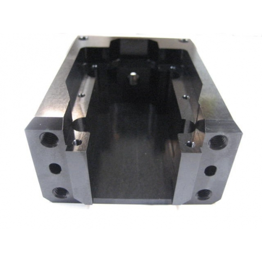 Sample CNC machined part